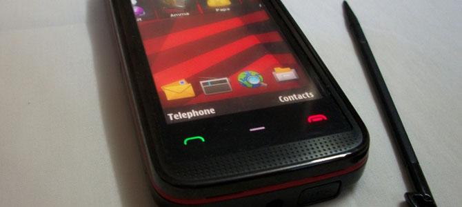 My Nokia 5530 XpressMusic