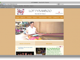 LoftyBamboo Website
