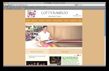 Lofty Bamboo – Thailand